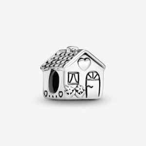 📿Pandora Little House Charm